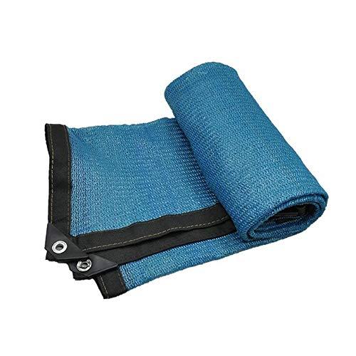 Xiaolin Tenda Parasole Protezione Solare Esterna 80% Protezione Solare, Tendalino Mesh Grommetted Panno per Visiera Giardino, Terrazza