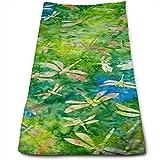 Wu Gobble - Toalla de microfibra multiuso, muy compacta y de secado rápido, toalla deportiva de viaje, toalla de playa