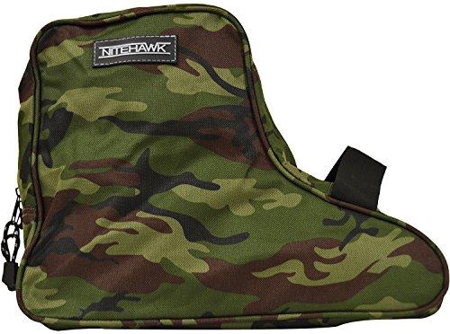 Nitehawk Walking/Hiking Army Cadet Parade Combat Assault Boot Bag BLACK