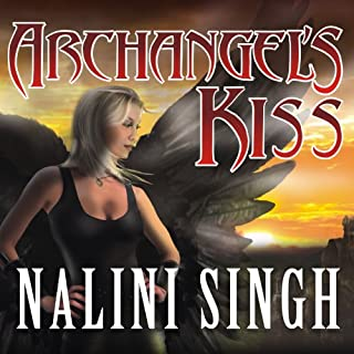 Archangel's Kiss     Guild Hunter, Book 2              By:                                                                                                                                 Nalini Singh                               Narrated by:                                                                                                                                 Justine Eyre                      Length: 9 hrs and 44 mins     2,327 ratings     Overall 4.4