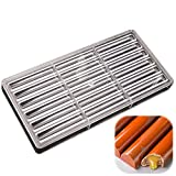 18 cavities long sticks shape polycarbonate PC chocolate mold candy fondant ice cube mould baking moldes DIY bakeware supplies