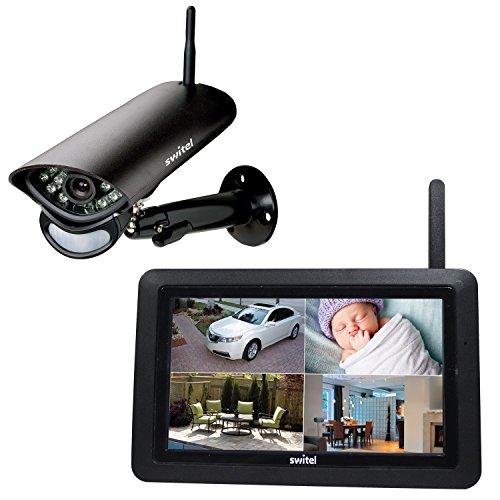 Switel - Digitales HD-Funküberwachungssystem