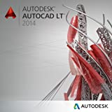 Autodesk AutoCAD LT 2014 Vollversion, 5er Pack, Multilingual (Promotion Version) -