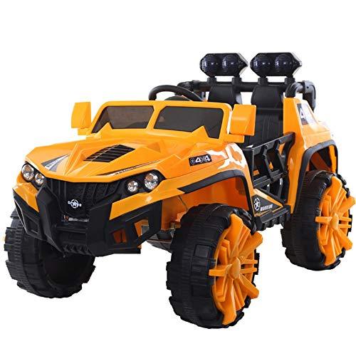 TOYYPAY Infantiles vehículos eléctricos con Control Remoto eléctrico del niño Puede Sentarse...