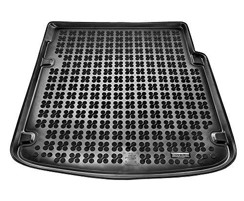 Rezaw-Plast Protector Maletero Goma Compatible con Audi A7 I Sportback (2010-2017) +...