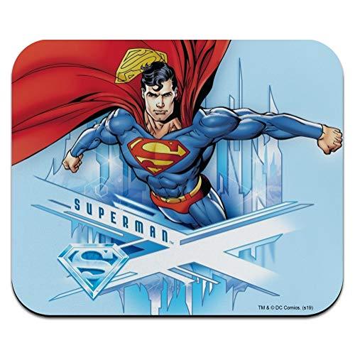 Superman Solitude Low Profile Thin Mouse Pad Mousepad