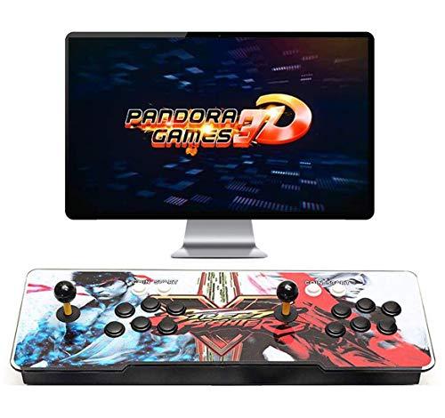 3D Pandora Games Arcade Game Console