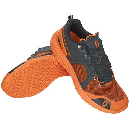 Scott Hombre palani SPT Zapatillas running Negro/naranja 7 - Naranja/Negro, UK 8