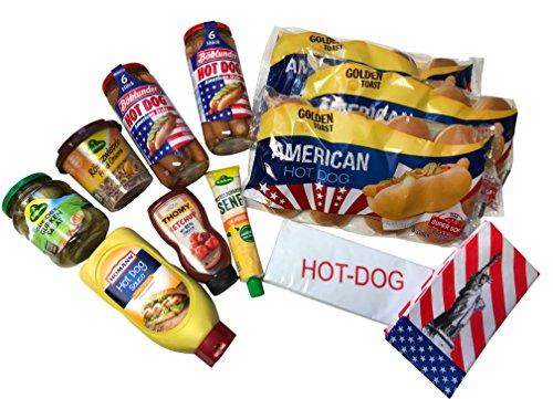 hot dog brötchen lidl preis