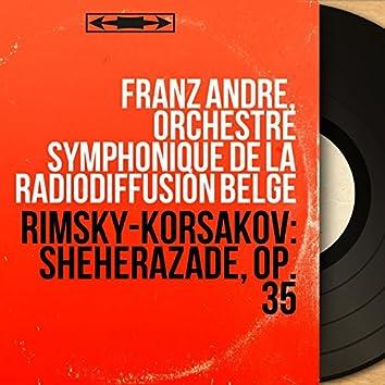 Rimsky-Korsakov: Shéhérazade, Op. 35 (Mono Version)