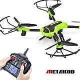 Metakoo Drone con Telecamera RC Droni Camera Drone con Fotocamera HD 720P RC...