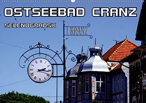 Ostseebad Cranz Selenogradsk (Wandkalender 2020 DIN A2 quer): Das neue Gesicht des alten Seebades Cranz (Monatskalender, 14 Seiten ) (CALVENDO Orte)