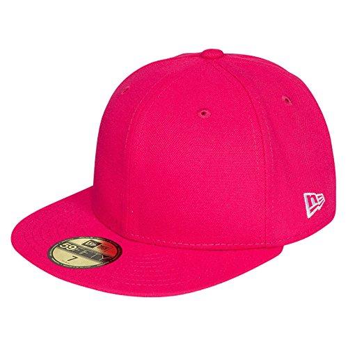 New Era Ne Original Herren Cap Basic Lucido 5950 59-Fifty Gr. L