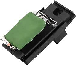 Suuonee Fan Heater Resistor, Automotive Motor Heater Fan Blower Control Resistor for Ford FOCUS MONDEO COUGAR 1311115