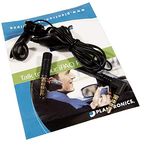 Lowest Price! Plantronics 3.5mm Wired Mono Headset PK37A000200