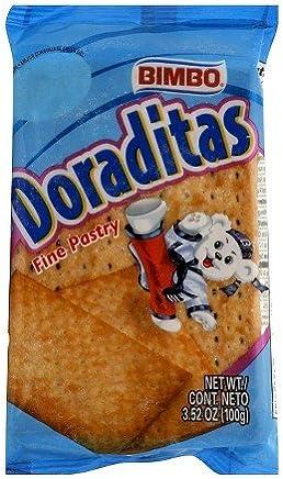 Bimbo Doraditas Fine Pastry 3.52 oz