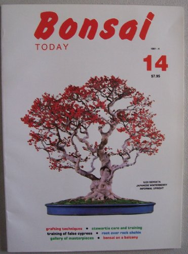 Bonsai Today #14, July-August 1991