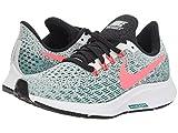 Nike Air Zoom Pegasus 35 (GS), Zapatillas de Running, Multicolor (Barely Grey/Hot Punch/Geode Teal/Black 004), 34 EU