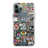 Dunder Mifflin Coffee Mug The Office Phone case Worlds Best Boss Case Thats What She Said Schrute Farms Beets Dwight iPhone 12 Mini 11 Pro Xs Max Xr 7 8 6 6s plus X SE 2020 5 5s Gifts Clear Cover