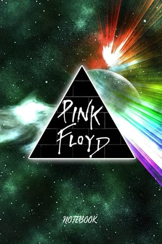 Pink floyd NOTEBOOK-The Making Of The Dark Side Of The Moon (high quality by Amazon kdp)