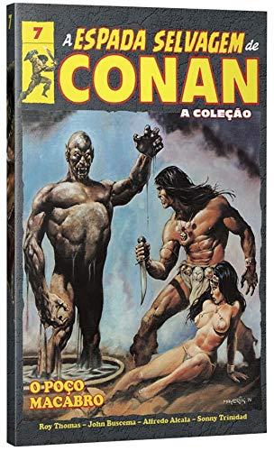A Espada Selvagem de Conan - Volume 7 - O Poço Macabro