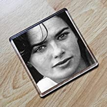LENA HEADEY - Original Art Coaster #js002