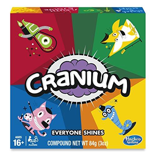 Hasbro Gaming Cranium Spiel, Brettspiel, Aktivität, evtl. Nicht in Deutscher Sprache (C19391020)