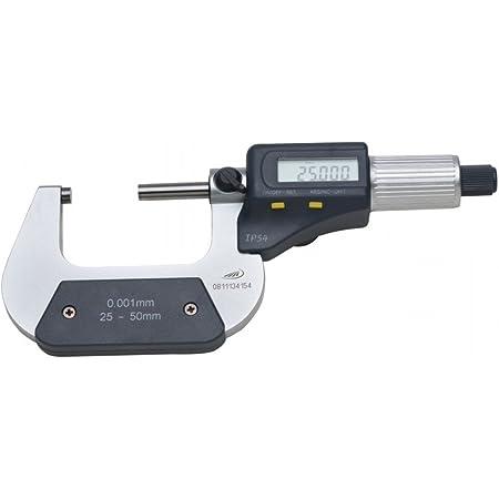 Helios Preisser 0912502 Digitale Bügelmessschraube Ip54 25 50 Mm Gewerbe Industrie Wissenschaft
