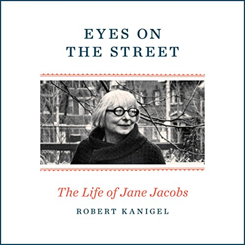 Eyes on the Street audiobook cover art