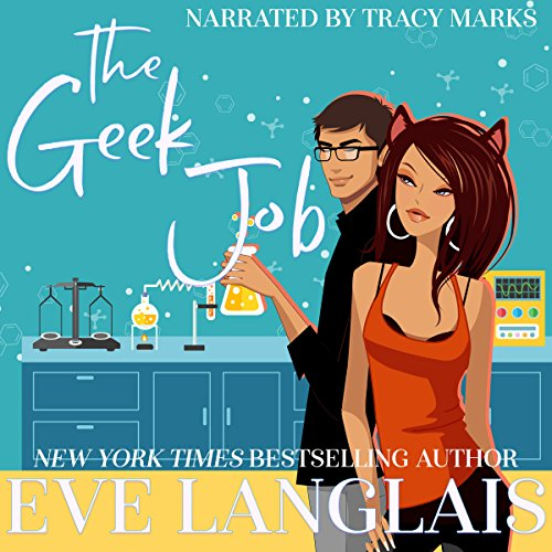 The Geek Job audiobook cover art