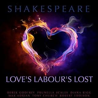 Couverture de Love's Labour's Lost