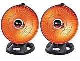 Presto HeatDish Plus Parabolic Energy Saving Direct Heater 120v AC,...