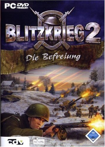 Blitzkrieg 2 - Die Befreiung (DVD-ROM)