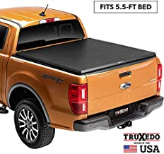 TruXedo TruXport Soft Roll Up Truck Bed Tonneau Cover | 297601 | fits 09-14 Ford F-150 5'6