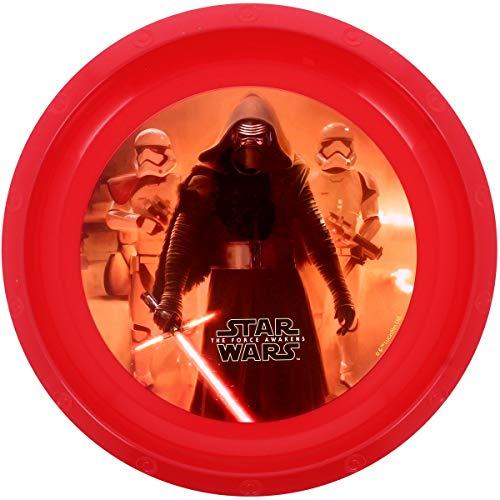 Promobo - Assiette Plate Enfant Licence Star Wars Jedi