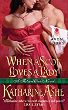 When a Scot Loves a Lady: A Falcon Club Novel