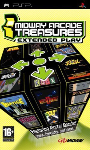 Midway Arcade Treasures: Extended Play (PSP) [Sony PSP] - Game [Importación Inglesa]