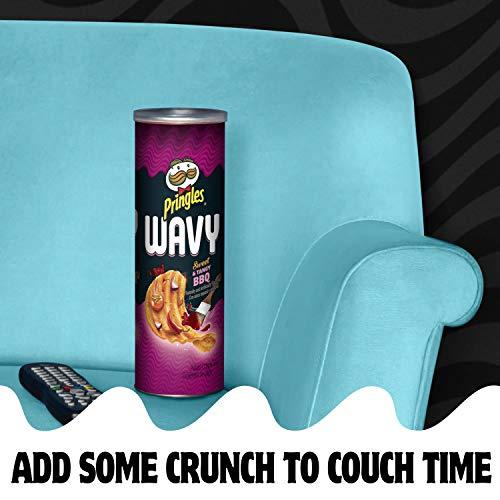 Pringles(プリングルズ)『WAVYスイートBBQ』