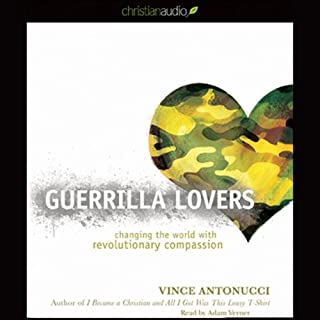 Guerrilla Lovers audiobook cover art