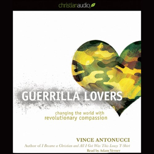 Guerrilla Lovers audiobook cover art