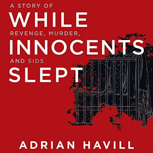 While Innocents Slept audiobook cover art
