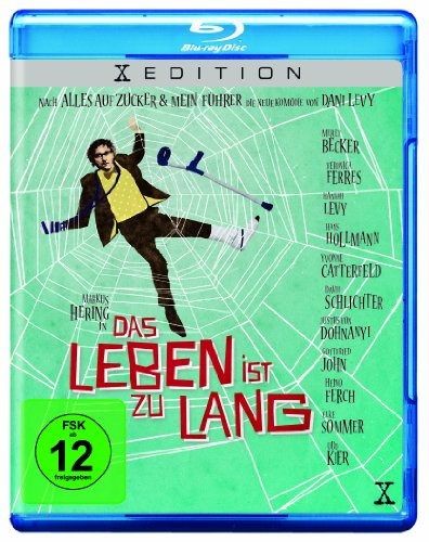 Das Leben ist zu lang (inkl. Digital Copy) [Blu-ray]