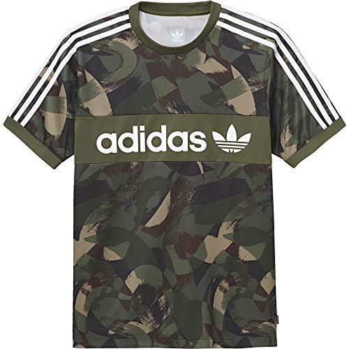 adidas Herren Camouflage Club Trikot, Campri, 2XL
