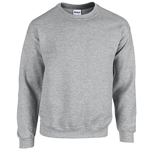 Gildan - Heavy Blend Sweatshirt - S, M, L, XL, XXL, 3XL, 4XL, 5XL /Sport Grey, XL