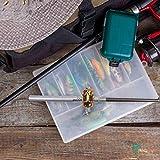 DIGIFLEX Mini Angel mit goldener Angelrolle in einem silbernen Stift - 6