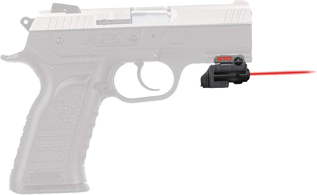 ArmaLaser Designed to fit EAA Ranking TOP17 Witness Sight Laser and Superior FL Red GTO