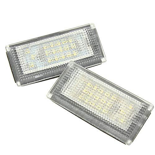Kennzeichenbeleuchtung für MIN-I COOPE-R S R50 R52 R53