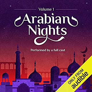 Arabian Nights: Volume 1 cover art
