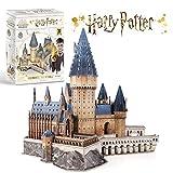 CubicFun Puzzle 3D Harry Potter Hogwarts Gran Salón Maquetas para Montar Kit de Construcción...