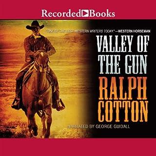 Valley of the Gun audiobook cover art